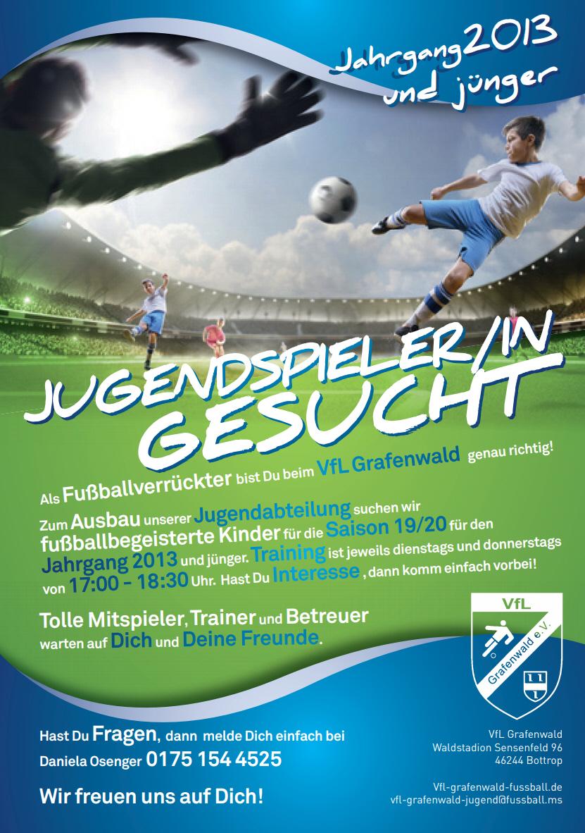 Vfl Grafenwald Fussball
